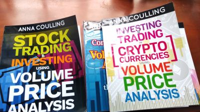 Bộ Sách 4 Cuốn Volume Price Analysis Across The Markets